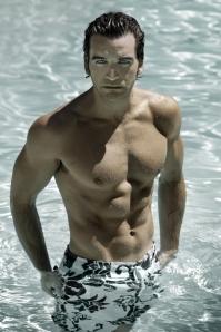 Sexy Pool Guy