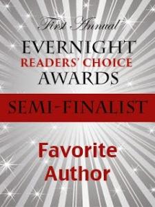 Semi-Finalist Favorite Author
