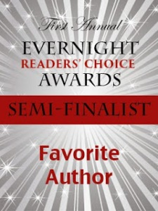 Semi-Finalist Favorite Author