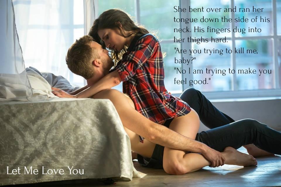 Let Me Love You blurb