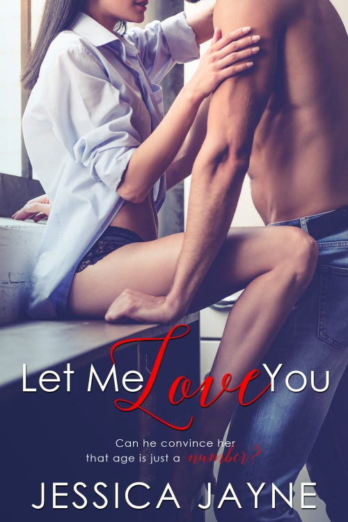 Let Me Love You E-Book Cover